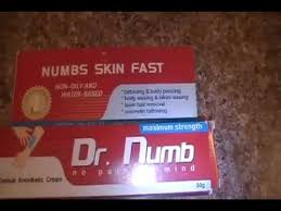 dr numb review by jorblan romero of florida painless tattoo