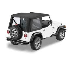 2000 jeep wrangler top replacement jeep 2000 wrangler sailcloth replace a top for oem hardware bestop