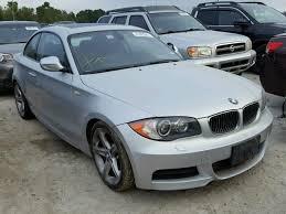 bmw 135 for sale wbauc9c5xbvm10540 2011 silver bmw 135 on sale in tx houston