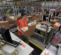 amazon in black friday black friday amazon staff work round the clock to package