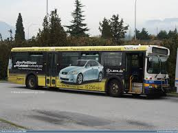 lexus regency vancouver www busdrawings com vancouver 1995 new flyer c40 converted to