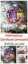 personalized christmas ornament that kids can make u2013 mama instincts