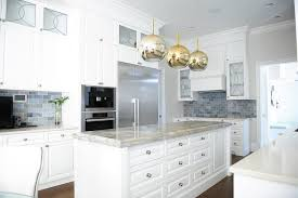 Transitional Kitchen Designs Photo Gallery Blue And Gold Marble Countertops Transitional Kitchen