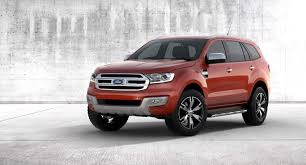 opel suv 2000 2015 t6 ford everest latest 7 seat ranger based suv debuts