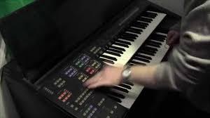 yamaha hs 6 digital organ with no sound repair o part 1 intro