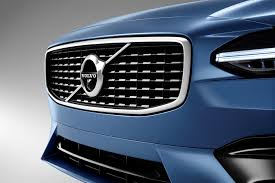 volvo official volvo cars reveals sporty s90 u0026 v90 r design models volvo car