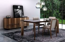 Magnolia Dining Table With Lacquered Glass Top  To  Wide - Glass top dining table ottawa