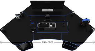 gaming desk designs nisartmacka com