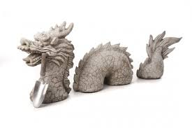 cheap garden ornaments 3 ornament mythical animals