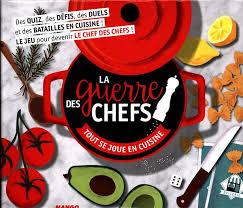 cuisine des chef la guerre des chefs tout se joue en cuisine distribution prologue