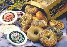 Seeking Bagel Bruegger S Bagel Free Bagel Cheese