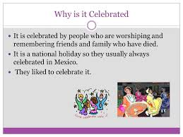 by megan day of the dead where is it celebrated it is usually
