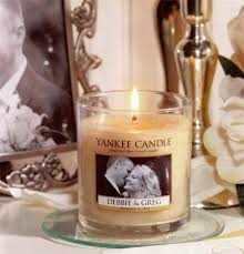 personalized candle favors you might not this yankee candle makes customized candles