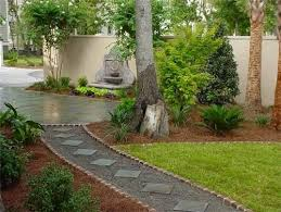 Backyard Ideas Without Grass The Amazing Simple Landscaping Ideas Without Grass For Modern
