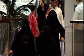 riyadh saudi arabia september 25 2002 two women in black