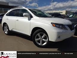 lexus wheels and tires packages pre owned white 2012 lexus rx 350 awd premium package 1 review
