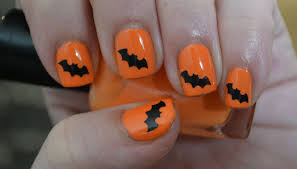 nail art maxresdefault bat nail art halloween design bats more