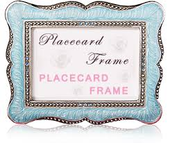 picture frame wedding favors placecard frame wedding favors wholesale wedding placecard frames