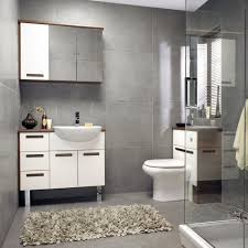 Dark Bathroom Ideas by Gray Bathroom Tile Ideas Zamp Co