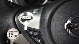 nissan sentra 2016 youtube 2016 nissan sentra steering wheel audio controls youtube