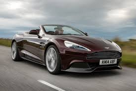 aston martin vanquish new aston martin vanquish could pack 800 horsepower