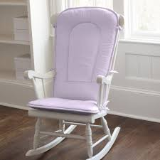 Personalized Toddler Rocking Chair Rocking Chair Design Purple Rocking Chair Light Solid Lilac