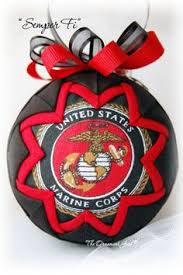 enforcement ornaments i the marine ornament