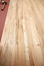 unfinished hardwood floors determining if they re right for you
