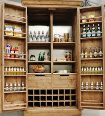 Free Standing Kitchen Pantry Furniture Marvelous Kitchen Pantry Cabinet Fancy Interior Design Plan With