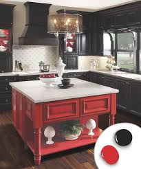 Custom Painted Kitchen Cabinets Painted Kitchen Cabinets Two Different Colors Xx13 Info
