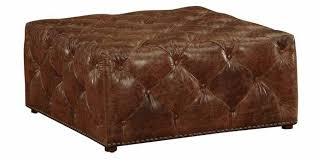 sofa leather coffee table with storage ottoman cocktail table