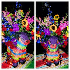Mexican Themed Decorations Best 25 Mexican Pinata Ideas On Pinterest Mexican Fiesta
