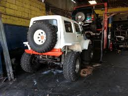 homemade jeep snorkel the baddest a homemade sammy i u0027d ever saw suzuki forums