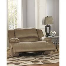 ashley furniture home theater seating wide seat recliner