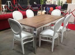 Magnificent French Style Dining Table And Chairs Antique Set - Funky kitchen tables and chairs