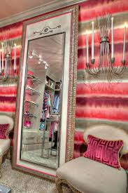 Closet Chairs Pink And Gray Walk In Closet Design Ideas