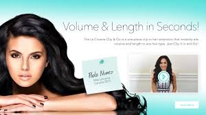 Best Clip In Hair Extensions For Thick Hair by Natural Hair Extensions Clip In Human Hair Extensions La Crowne