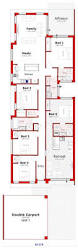 Home Design For Narrow Land Dual Living House Designs Google Search Dual Pinterest