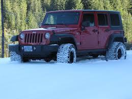 jeep snow tracks snow driving jkowners com jeep wrangler jk forum