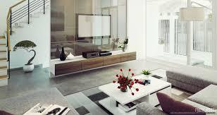 Modern Interior Design Living Room With Concept Picture - Modern interior design living room
