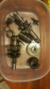 wr450f 5th gear rebuild wr 400 426 450 thumpertalk