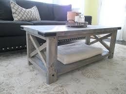 Whitewash Coffee Table Grey Wash Round Coffee Table Wood Oak Suzannawinter Com