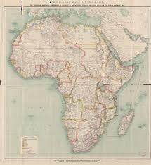Detailed Map Of Africa by Horn Of Africa Wikiwand