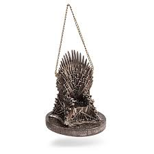 of thrones ornament thinkgeek