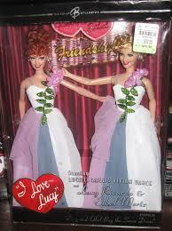barbie dolls i love lucy ethel doll