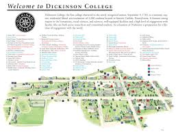 Vanderbilt Campus Map Dickinson College Campus Map Image Gallery Hcpr