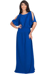 maxi dresses with sleeves madelyn split sleeve maxi dress summer casual