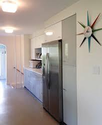 mid century modern kitchen remodel pat and bill u0027s st charles kitchen remodel retro renovation