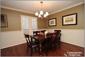 amusing dining rooms with chair rail paint ideas 57 with