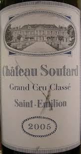 learn about chateau soutard st 2005 château soutard bordeaux libournais st émilion